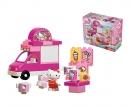 big BIG-Bloxx Hello Kitty Eiswagen