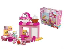 big BIG-Bloxx Hello Kitty Cafe