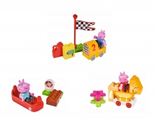 big BIG-Bloxx Peppa Pig Starter Sets