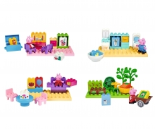 big BIG-Bloxx Peppa Pig Basic Sets II