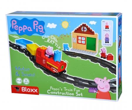 big BIG-Bloxx PP Train Set