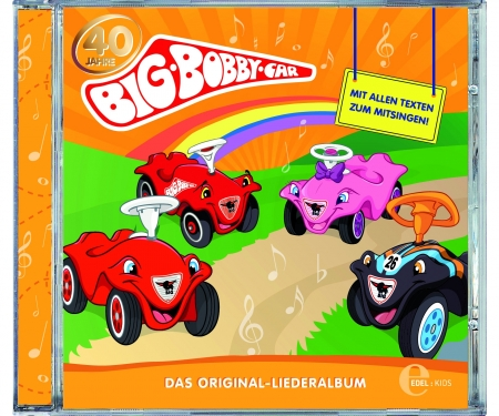 big Edel BIG-Bobby-Car Albums