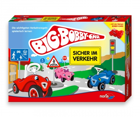 big Noris BIG-Bobby-Car Games