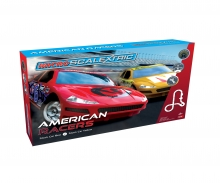 carson American Racers Micro Scalextric
