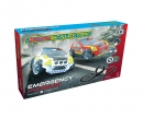 carson 1:64 Emergency Pursuit Micro Scalextric