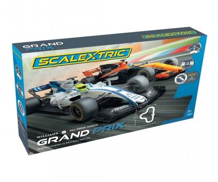 1:32 Grand Prix Set  (William.v McLaren)