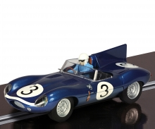 carson Scalextric Jaguar D-Type 1957