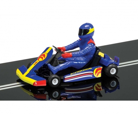 1:32 Kart 2 - #1 Blue