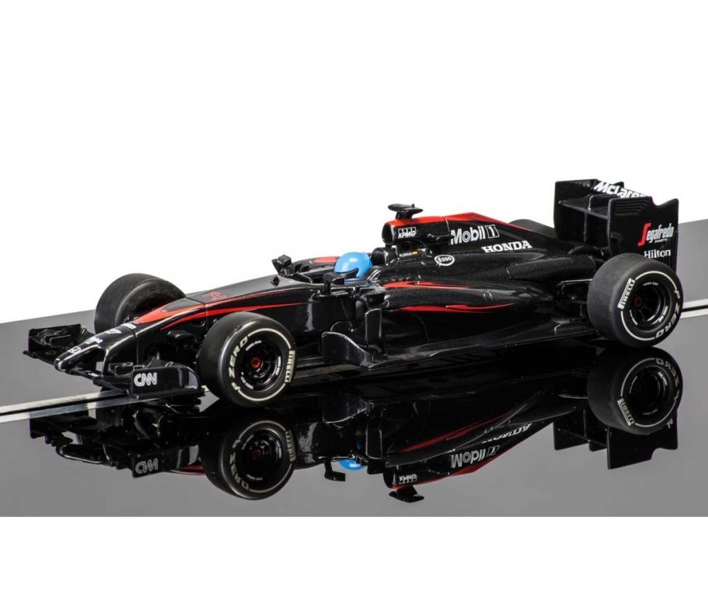 1:32 mclaren f1 2015 sochi hd, dpr - slot cars high detailed - slot