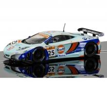 McLaren 12C GT3 Gulf #25