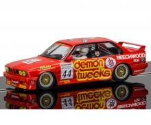 1:32 BMW E30 M3 #44 1988 Demon Tweeks