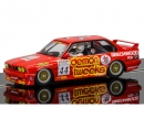 1:32 BMW E30 M3 #44 1988 Demon Tweeks