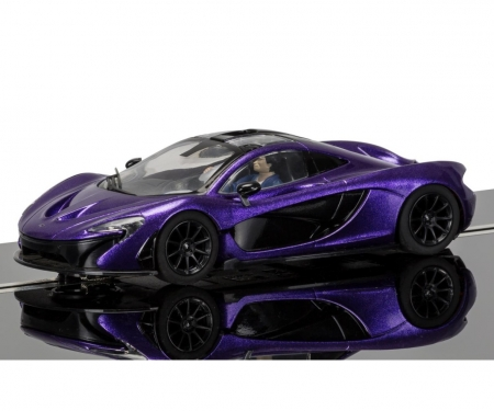 1:32 McLaren P1 Street Mauvine Blue SR