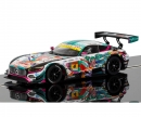1:32 Mercedes AMG GT3 #4 Anime JSGT HD