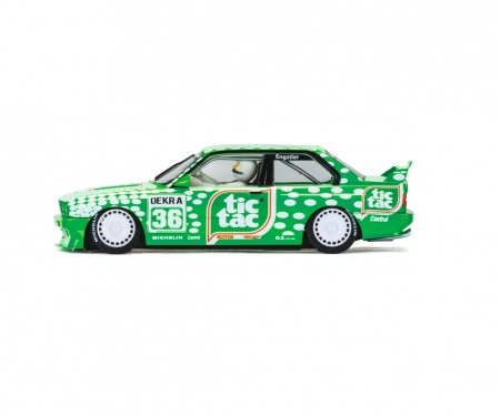 1:32 BMW M3 E30 Team TicTac #36 HD