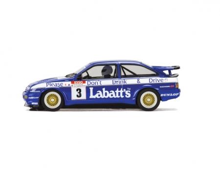 1:32 Ford Sierra RS500 #3 Labatt's HD