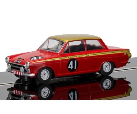 1:32 Ford Cortina #41 Alan Mann Rac. HD