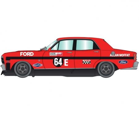 1:32 Ford Falcon XW/XY GT-HO '70 #64E HD