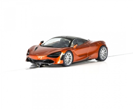 1:32 McLaren 720S, Azores Orange HD