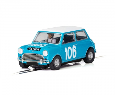 1:32 Mini Cooper 1962 Targa Florio HD