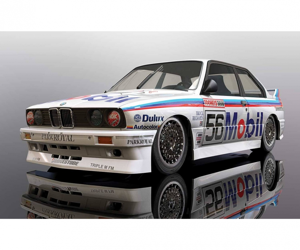 1:32 BMW M3 E30 M3 DTM Mobil HD - Slot Cars High Detailed