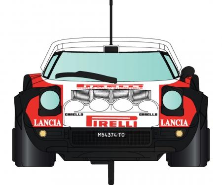 1:32 Lancia Stratos 1975 San Remo HD #4