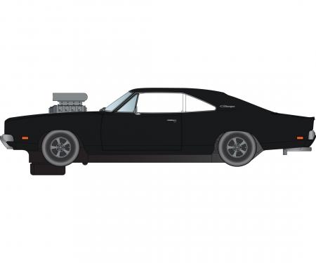 carson 1:32 Dodge Charger SC Schwarz FF HD