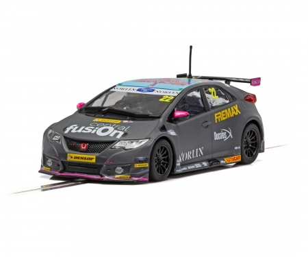 1:32 Honda Civic TypeR BTCC'18 Smiley HD
