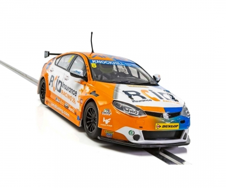 1:32 MG6 GT AMD  BTCC'18 Butcher HD