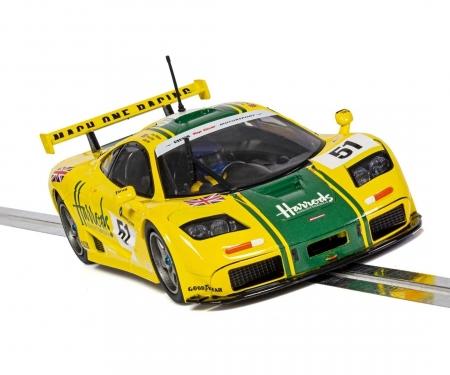 1:32 McLaren F1 GTR LM'95 Harrods HD