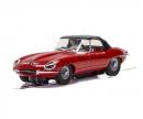 carson 1:32 Jaguar E-Type Red 848CRY HD