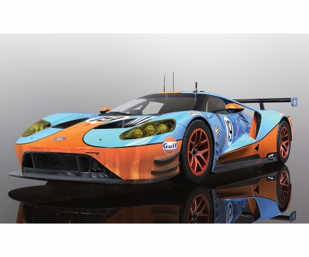 1:32 Ford GT GTE Gulf Edition HD