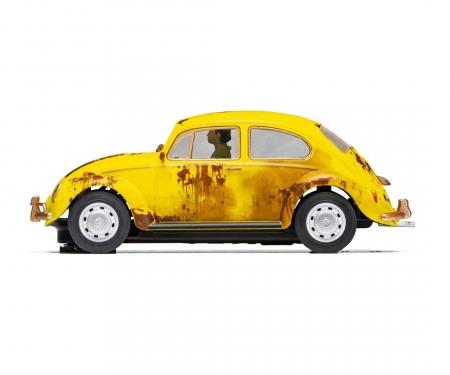 carson 1:32 Volkwagen Käfer Rost-Gelb HD