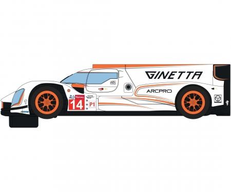 1:32 Ginetta G60-LT-P1 #14 Wie./Oran. HD