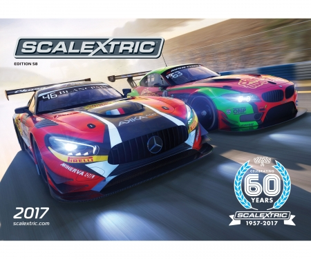 Catalogue SCALEXTRIC 2017 EN