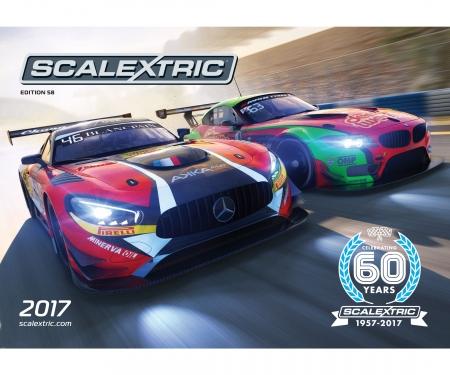 Katalog SCALEXTRIC 2017 EN