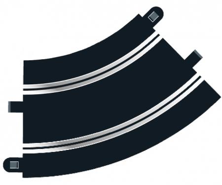 1:32 SPORT Standard curve 45°, 2 pcs.