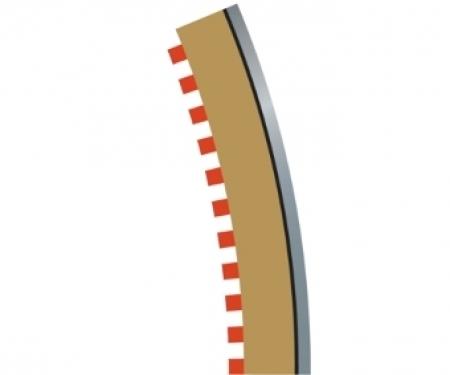 1:32 SPORT Curve R4 22,5° 2 pcs.