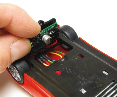 Scalextric Digital Plug Quer/Touring DPR