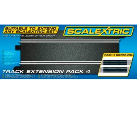 Track Extension Pack 4 Stück (4x 35 cm)
