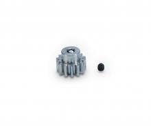 Pinion Gear Module 0,8 steel, 14T