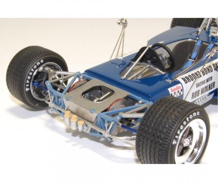 1:20 R. Walker Te.Lotus Type 72C 1970 EB
