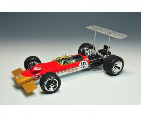 1:20 Team Lotus Type 49B 1968 EBBRO