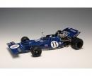 carson 1:20 Tyrrell 003 1970 Monaco GP EBBRO
