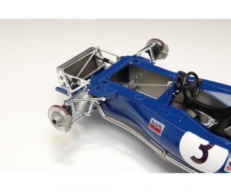 1:20 Tyrrell 002 1971 British GP EBBRO