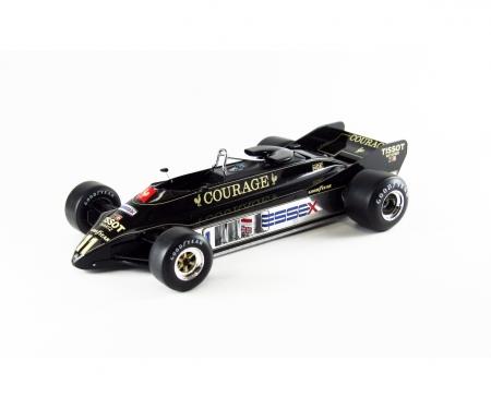 carson 1:20 Team Lotus Type 88B 1981 Courage