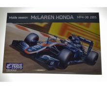 1:20 McLaren HONDA MP4-30 2015 Mid.Seas.