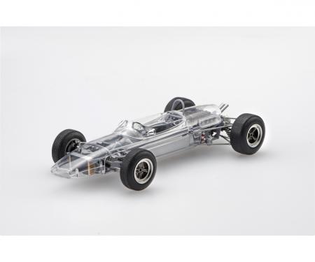 1:20 Brabham Honda BT18 Clear Body