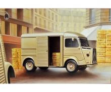 carson 1:24 Citroen H Transporter
