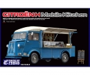 carson 1:24 Citroen H mobile Kitchen